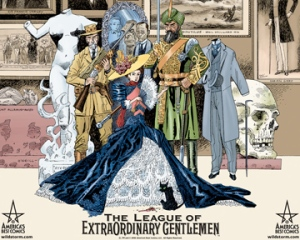 league of extraordinary gentlemen