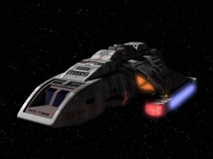 "Outright Geekery's Top o' the Lot: ""Starfleet Vessels Not Named ENTERPRISE"""