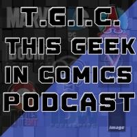This Geek in Comics Logo