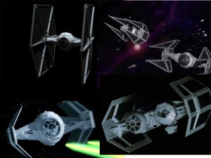 Outright Geekery's Top o' the Lot: Star Wars Vehicles (One-seaters)