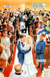 Mr+Fantastic_Invisible+Woman_Wedding