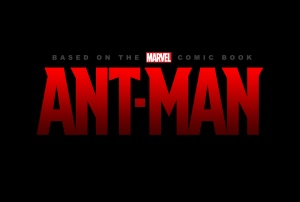 Ant-Man Movie Logo