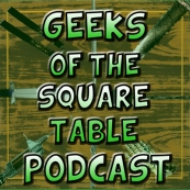 Geeks of the Square Table - Smaller