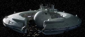 Lucrehulk Droid Command Ship