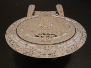 Enterprise-D Model 1