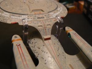 Enterprise-D Model 3