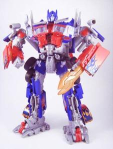 Movie Optimus Prime Robot