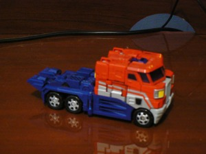 Optimus Prime Voyager 2006 Truck