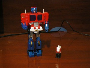 PowerMaster Prime Robot
