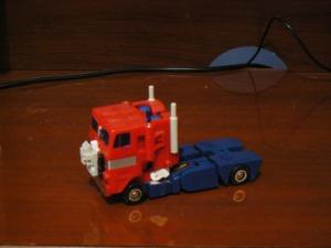 PowerMaster Prime Truck