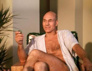 Sexy Picard