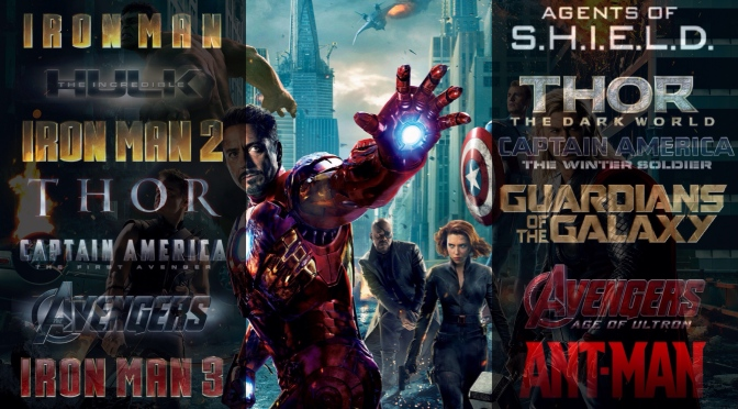The 'Marvel Cinematic Universe' Chronological Timeline