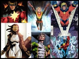 Captain Marvel Montage
