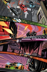 All-New Ghost Rider Speed