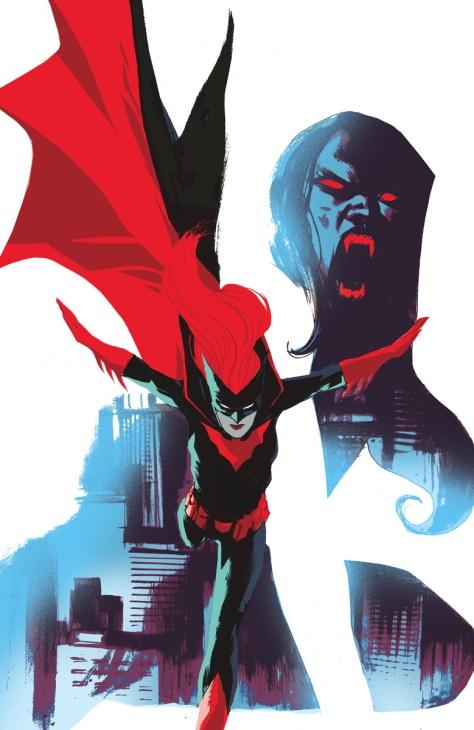 Batwoman 32