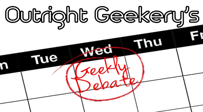 Geekly Debate Logo - Featured