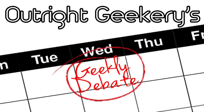 Geekly Debate: Most Anticipated Things of 2015