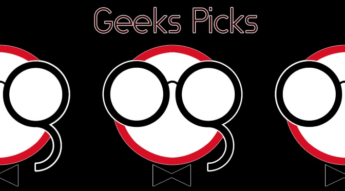 Geeks' Picks for New Comics: December 3rd, 2014