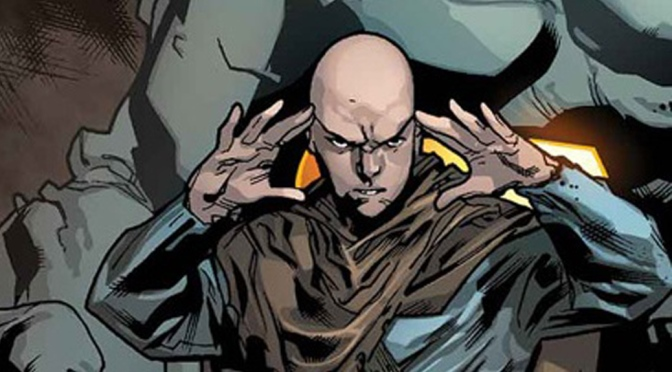 Mutant of the Moment: Charles Xavier II