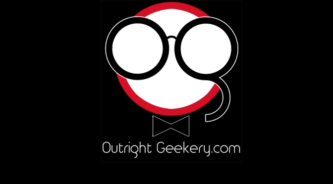 Outright Geekery Logo - Featured