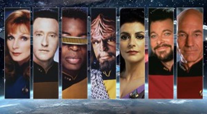 Star Trek on the Small Screen: The Next Generation