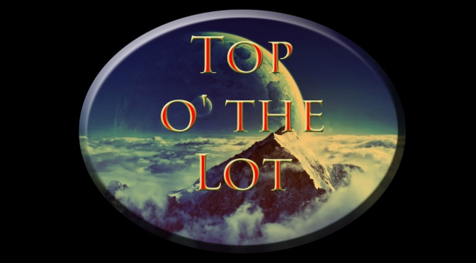 Top o' the Lot: Godzilla Movies
