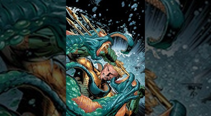 Aquaman 33 - Featured