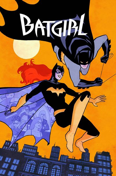 Batgirl 33 (75th Anniversary Variant)