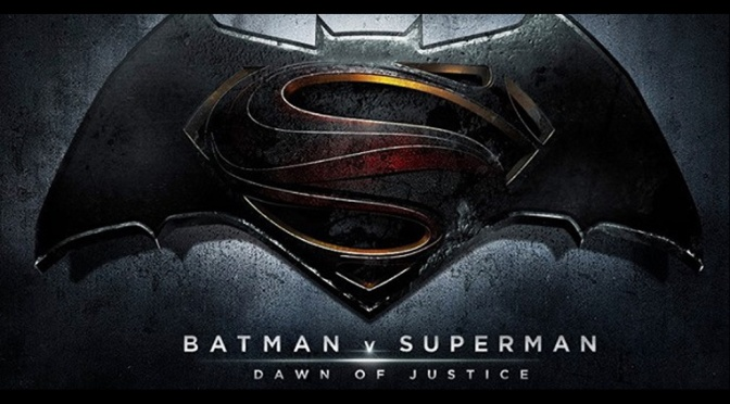 Batman V Superman Full Trailer is Now Out