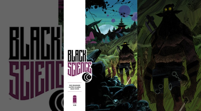 Review: Black Science #7