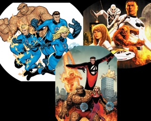 Fantastic Four Changes