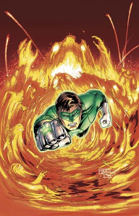 Green Lantern 33