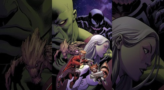 Review: Guardians of the Galaxy #17
