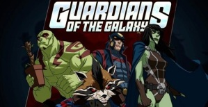 Guardians of thr Galaxy animated series