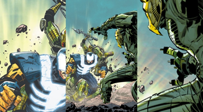 Review: Infinity Man and the Forever People #2