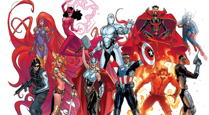 Avengers NOW!: Are More New Books on the Way?