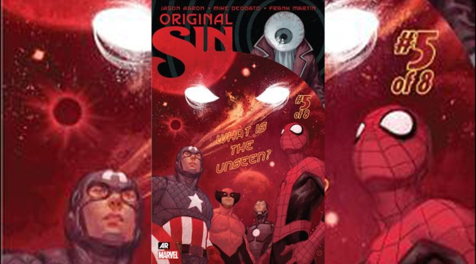 Review: Original Sin #5