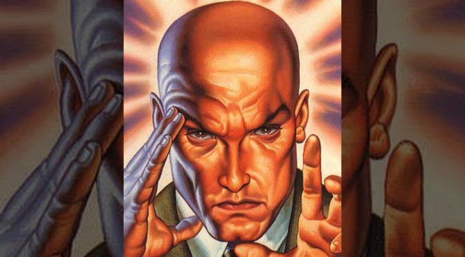 Mutant of the Moment: Professor X