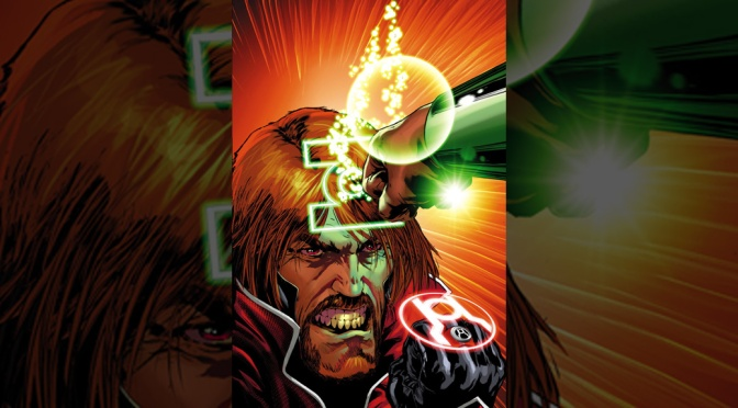 Review: Red Lantern #33