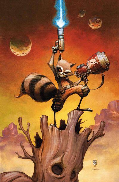 Rocket Raccoon 1(2)