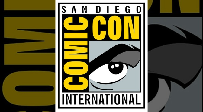 SDCC 2015 Day One Recap