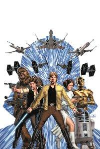 Star Wars Marvel Cassaday Cover