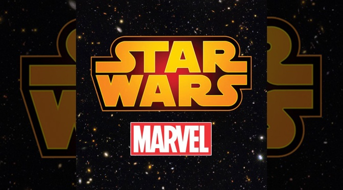 Star Wars Marvel - Featured