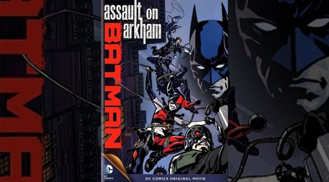 Batman Assault on Arkham - Featured