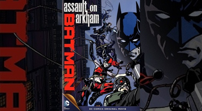 Review: Batman: Assault on Arkham