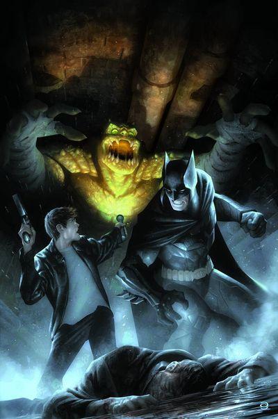 Batman Eternal 14