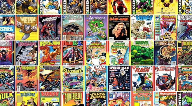 So, You Want to Start Reading Comics? A Beginner's Guide