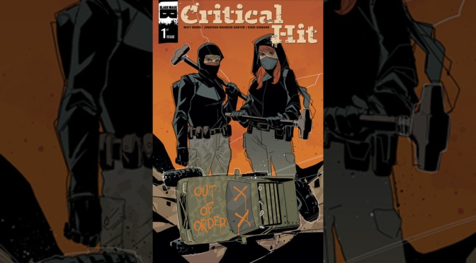Advanced Review: Critical Hit #1