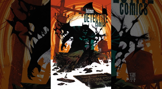 Review: Detective Comics #34