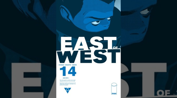 Review: East Of West 14